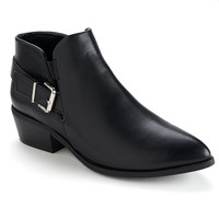 Apt. 9 Women's Ankle Boots (Black)