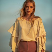 Free People Cool Cat Top