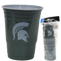Michigan St. Game Day Cups