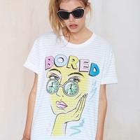 Emma Mulholland Bored Girl Graphic Tee