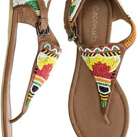COCONUTS NAVAJO SANDAL  Womens  Footwear  New | Swell.com