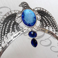 Harry Potter - Horcrux - Rowena Ravenclaw's Diadem - Ravenclaw - Diadem / Crown / Tiara / Headdress - ispired EXACT REPLICA