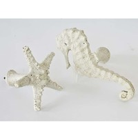 Regina Andrew Starfish Curtain Tie Back-set Of 2 - Regina-522-861  | Candelabra, Inc.