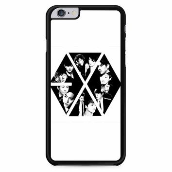 Exo Logo Art Wallpaper iPhone 6 Plus / 6S Plus Case