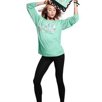 Campus Crew & Campus Legging Gift Set - PINK - Victoria's Secret