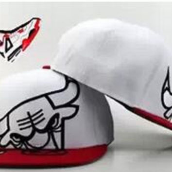 Fashion Hip-hop Baseball Cap Adjustable Hats [6044749825]