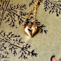A Secret Love Necklace