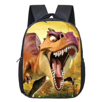 Dinosaur Magic Dragon Backpack For Kids Animals Backpacks Kids Schoolbags Boys Girls School Bags Daily Backpack Book Bag