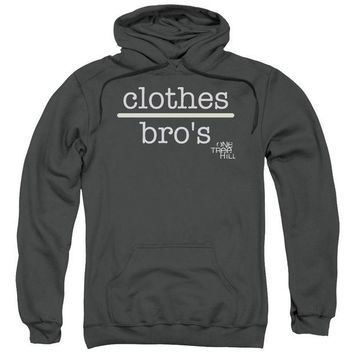 ac NOOW2 One Tree Hill - Clothes Over Bros 2 Adult Pull Over Hoodie