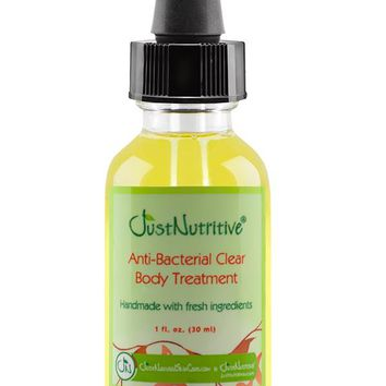Anti-Bacterial Body Clear Treatment / Anti-Bacterial Body Acne Treatment