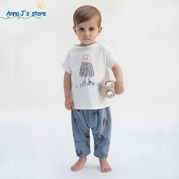 New Baby T-Shirt Tee Best For Boys Girls Tops Tee Baby Kids Baby Clothes