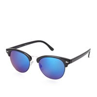 Colored Clubmaster Sunglasses