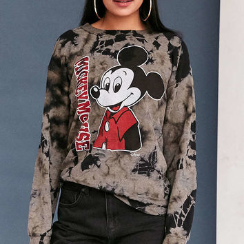 Junk Food Mickey Mouse Tie-Dye Tee - Urban Outfitters