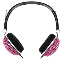 Crystal Rhinestone Luxury Headset