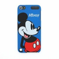 SilverCon - Cartoon Mickey Mouse Style Hard Case Cover for Apple iPod Touch iTouch 5 5G