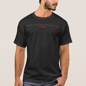 Zinfandel is Panty Remover Lodi California T-Shirt
