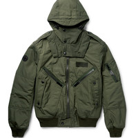 Polo Ralph Lauren - Padded Shell Hooded Bomber Jacket