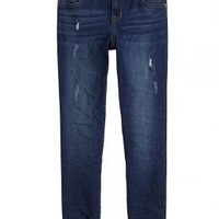 High Waisted Zip Pocket Ankle Jeans | Girls Ankle & Capris Jeans & Capris | Shop Justice