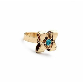 GIGI - Ribbon Stone Ring