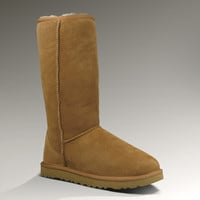 UGG® Classic Tall for Women | Tall Sheepskin Boots at UGGAustralia.com