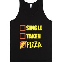 My Relationship Status Is Pizza |