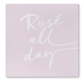 ROSE ALL DAY Canvas Art By The Stylescape