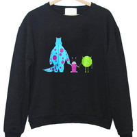 monsters inc sweatshirt