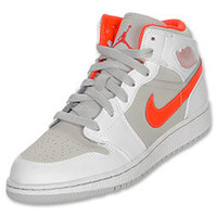 Air Jordan Retro 1 Kids' Basketball Shoes