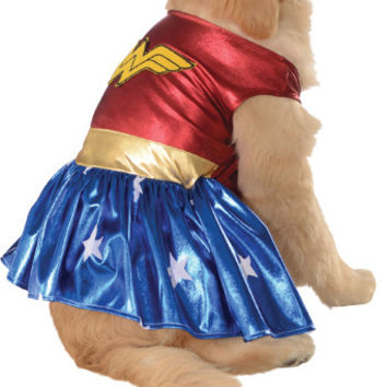 Pet Costume: Wonder Woman | Small