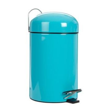 turquoise small pedal bin laundry from debenhams potty. Black Bedroom Furniture Sets. Home Design Ideas