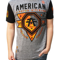 American Fighter Men's Wingate Graphic T-Shirt