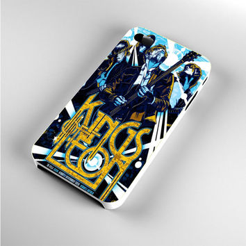 Kings of Leon music iPhone 4s Case