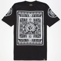 Last Kings The Rhyme Mens T-Shirt Black  In Sizes