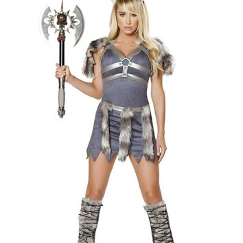 Roma Costume 4678 - 4Pc Sexy Viking