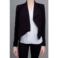 Helmut Draped Jacket