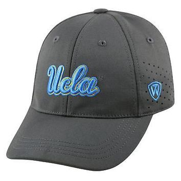 Licensed Ucla Bruins NCAA One Fit Youth Jock II Embroidered Hat Cap Top of the World KO_19_1