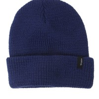 Brixton Heist Beanie - Mens Hats - Blue - One