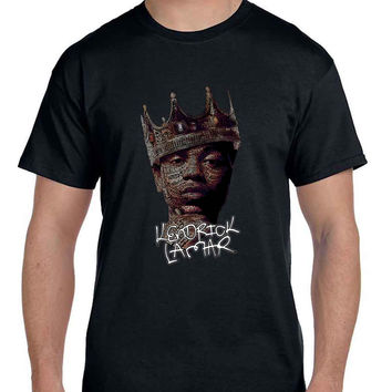 Kendrick Lamar Fan Art Kendrick Lamar Queen  Mens T Shirt