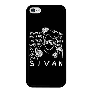 Troye Sivan Art Kiss Me On Mouth Arf 001  iPhone 5C Case