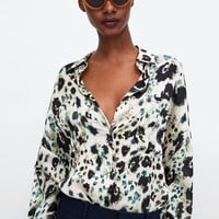 ANIMAL PRINT TOPDETAILS