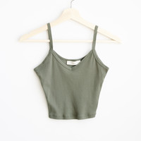 Kenny Crop Tank - More Colors