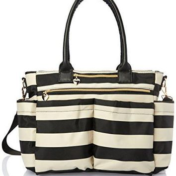 Mom's Chic Black and White Collection by Emma and Chloe
