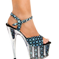 Karo's Shoes 3156-7″ Heels