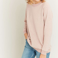 Urban Outfitters Cosy Crew Neck Sweatshirt - Urban Outfitters