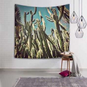 Pineapple Tapestry Tropical Plants Wall Hanging Meditation Home Decoration Accessories Blanket Polyester Dropship Best Selling