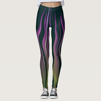 Flames Women's Leggings