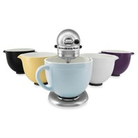 KitchenAid® Ceramic Bowl for Tilt-Head Stand Mixers