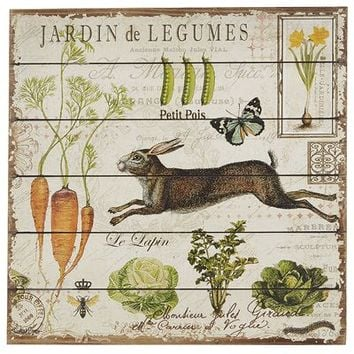 Le Jardin Wall Decor