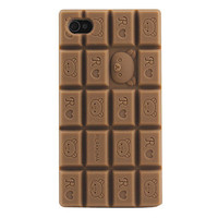 Chocolate Soft Case for iPhone 4 4S