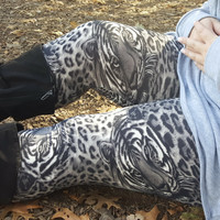 Tiger Leggings - Size S/M Only